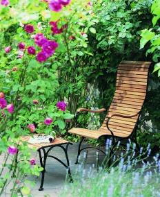 Garpa: Sessel und Hocker Bellevue